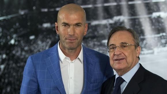 Ръководството на Реал Мадрид най-вероятно няма да успее да привлече