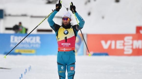 Двукратният олимпийски шампион от Сочи 2014 Мартен Фуркад (Франция) спечели
