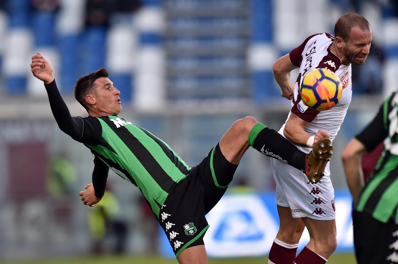 Тимът на Торино завърши 1:1 като на Сасуоло в мач
