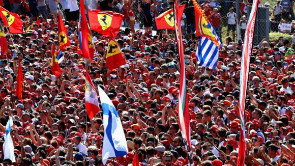 """Шефът на пистата """"Монца"""" Анджело Дамиани призна, че бъдещето на"""
