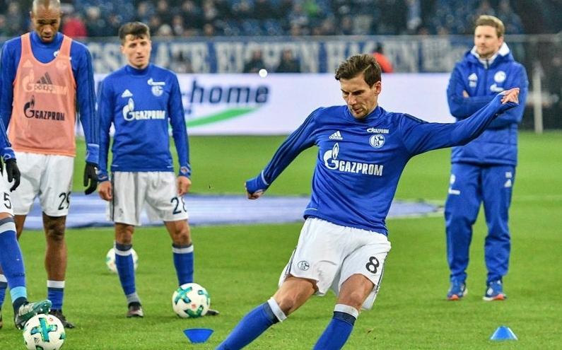 Бъдещият футболист на Байерн (Мюнхен) Леон Горетцка не е сърдит