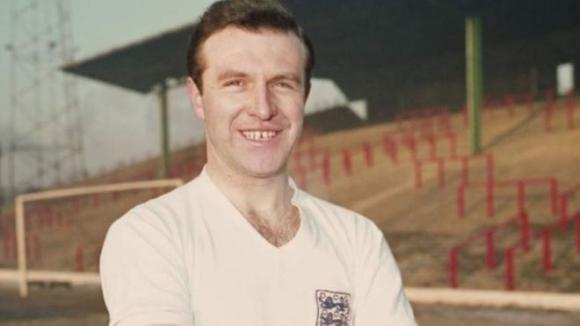 Джими Армфийлд, бивш капитан на националния отбор на Англия по