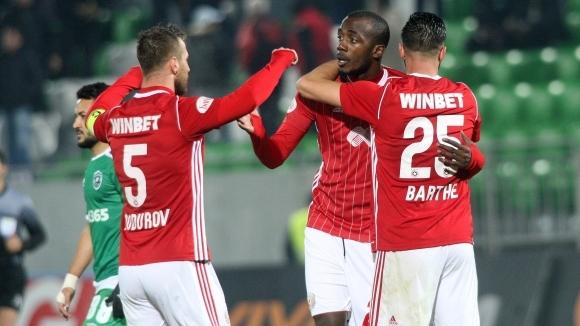 ЦСКА-София ще изиграе четири приятелски срещи по време на втория