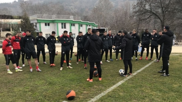 Старши треньорът на ЦСКА-София Стамен Белчев определи група от 23