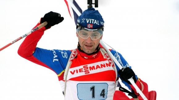 Най-успешният спортист в историята на Зимните олимпийски игри Оле Ейнар