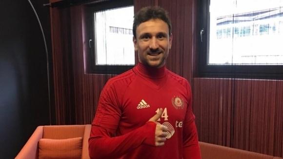 ЦСКА-София възнамерява да предложи договор на крилото Андре Монтейро-Укра. Това