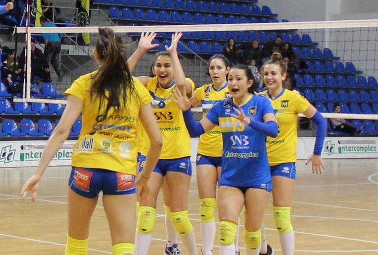Първото гостуване на Марица (Пловдив) в Група С от волейболната