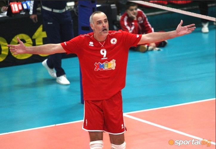 Ветеранът в редиците на ЦСКА Ивайло Стефанов заяви, че отборът