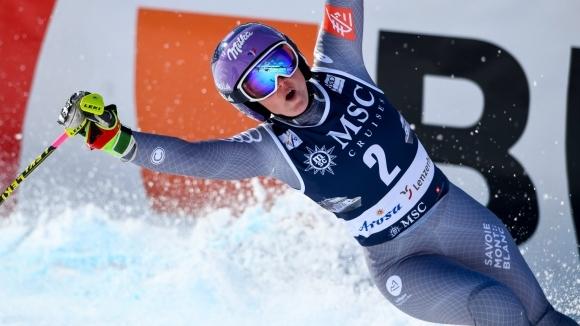 Световна шампионка от Санкт Моритц 2017 Теса Уорли (Франция) спечели