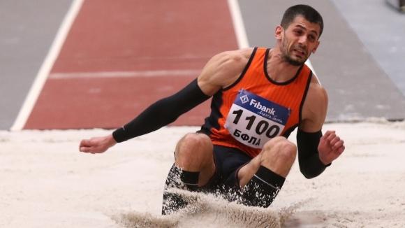 Момчил Караилиев (АСКЛА Сливен) записа личен рекорд за сезона от