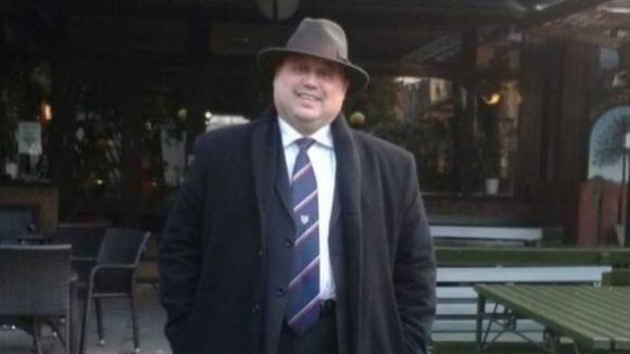 Членът на Дисциплинарната комисия към БФС - Боян Кайров, който