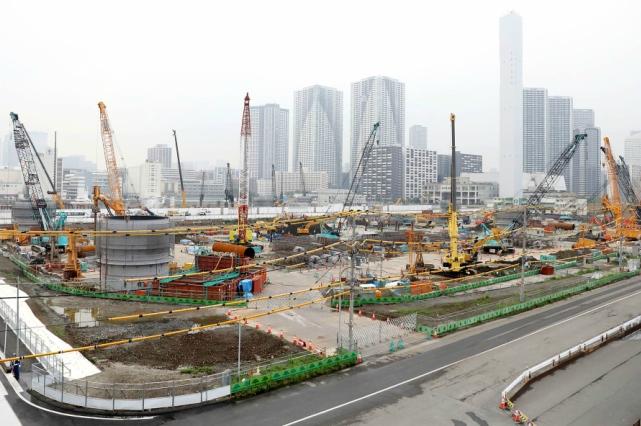 Организаторите на олимпийските игри в Токио са осигурили 2.9 милиарда