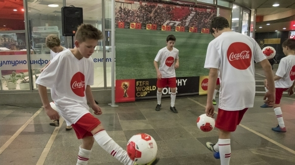 Футболните фенове в България за първи път имат шанса да