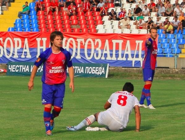 28-годишното крило Петър Тончев вече е футболист на третодивизионния Астерас