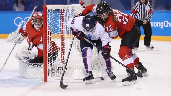 Обединеният корейски отбор загуби първия си мач от олимпийския турнир