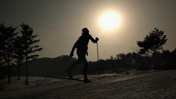 Още в първия ден след откриването на зимните олимпийски игри