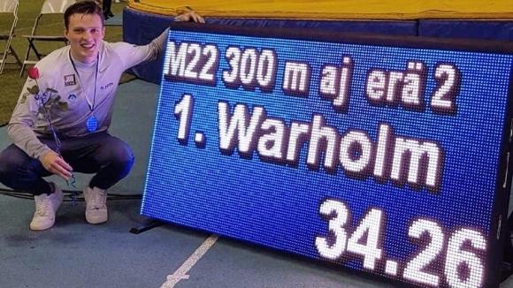 Световният шампион на 400 метра с препятствия от Лондон 2017