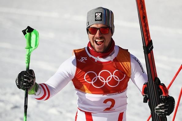 Австриецът Марсел Хиршер спечели първия в кариерата си златен медал