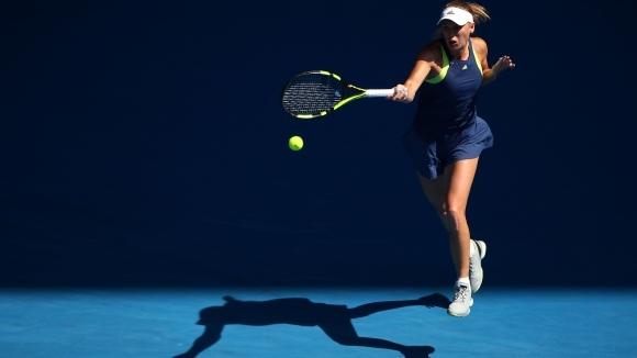Миналогодишната финалистка Каролине Возняцки (Дания) се класира за третия кръг
