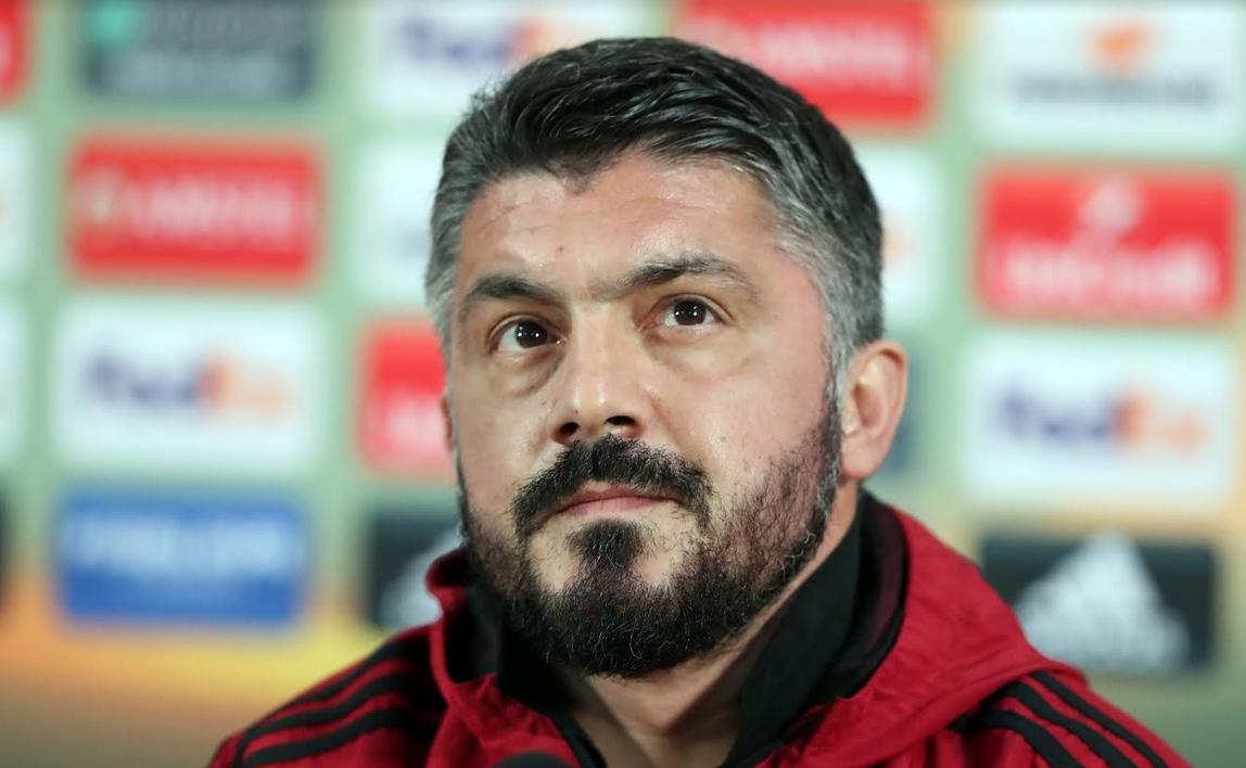 Старши треньорът на Милан Дженаро Гатузо изрази интересно мнение преди