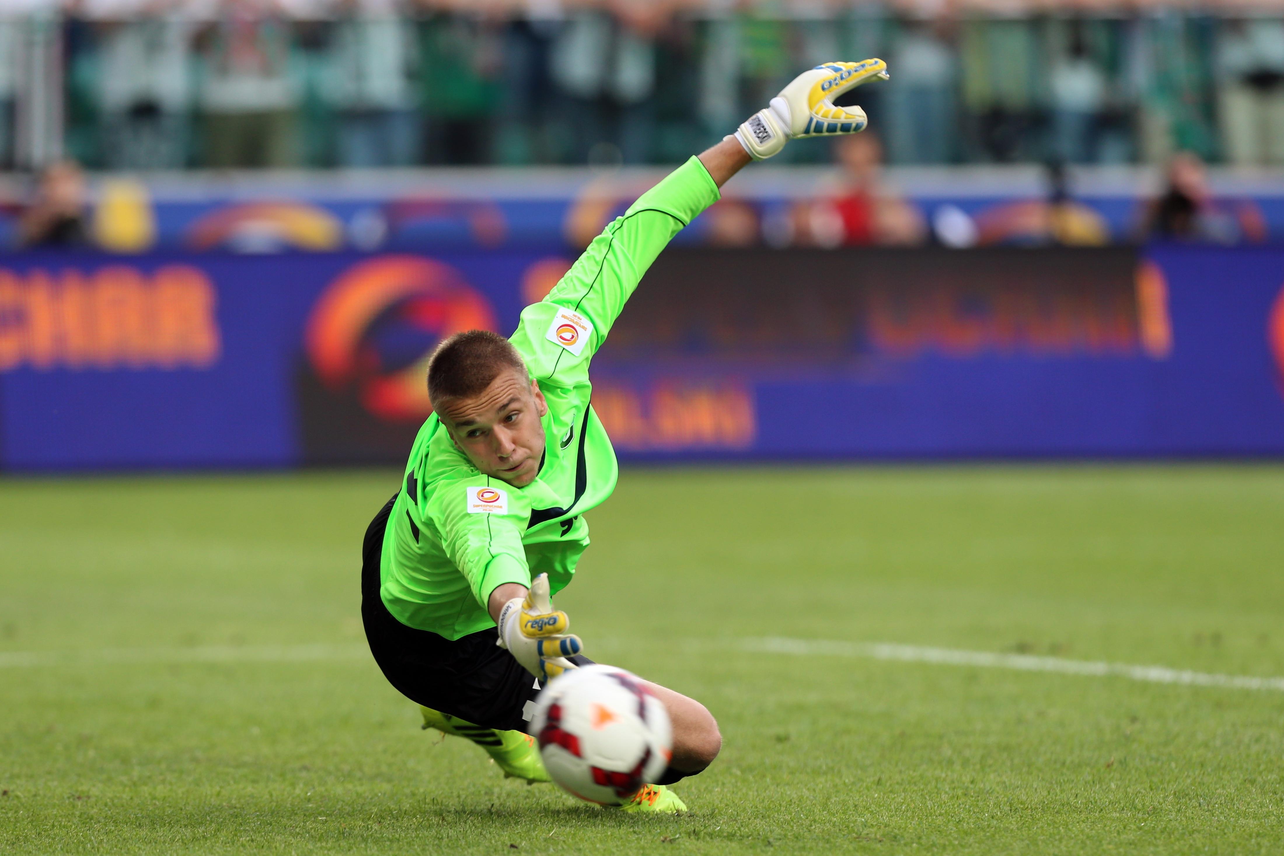 Записалият три мача за националния отбор на Полша Гжегош Сандомиерски