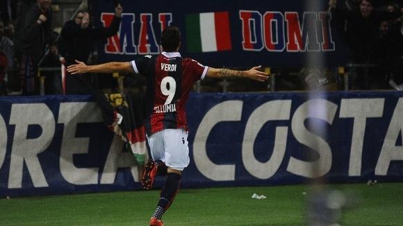 През януари феновете на италианския футбол станаха свидетели на голяма