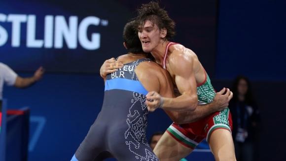 Даниел Александров, бронзов медалист от Евро 2016, измъкна трудна победа,