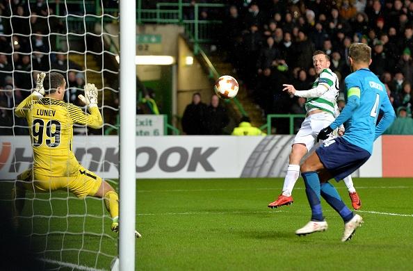 Шотландският гранд Селтик взе аванс срещу Зенит преди реванша между