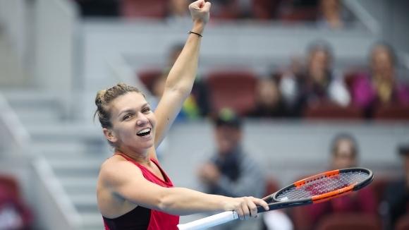 Шампионката от 2014 година Симона Халеп (Румъния) се класира за