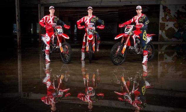 Екипът на Honda е готов за новия сезон 2018 в