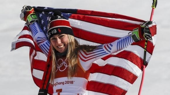 Американската сензация в алпийските ски Микаела Шифрин се настрои философски