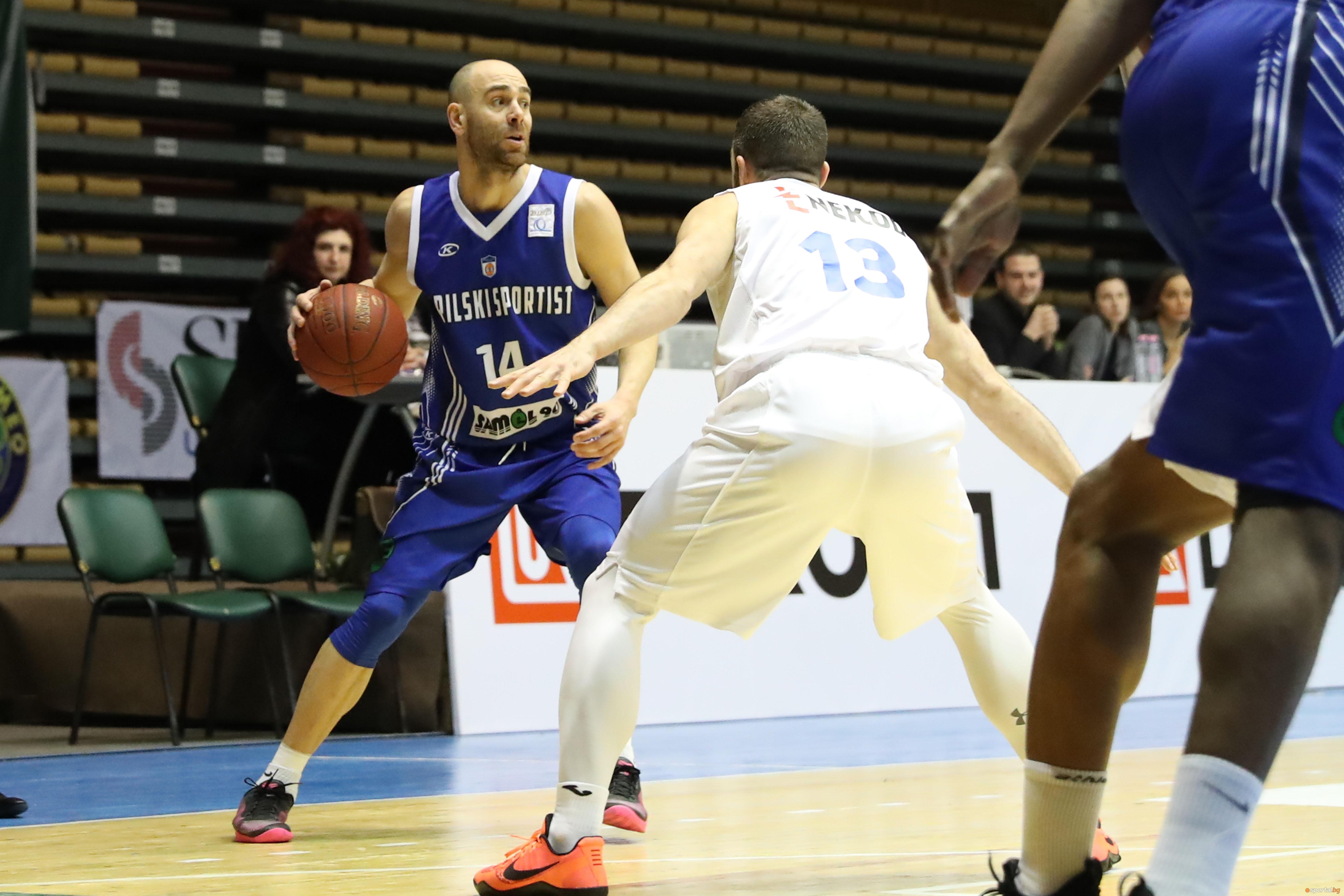 Отборът на Рилски спортист (Самоков) си осигури място на финала