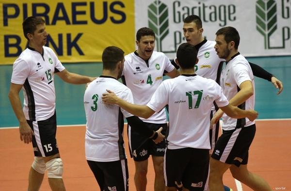 Волейболният отбор на Тетевен Волей записа едва 4-та победа в