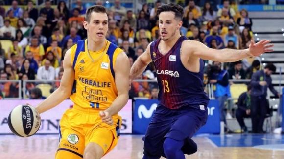 Баскетболният на Барселона се класира на финал в турнира за