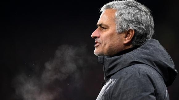 Мениджърът на Манчестър Юнайтед Жозе Моуриньо коментира ситуацията с отмеенния