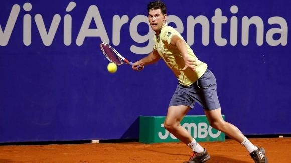 Шампионът през 2016 година Доминик Тийм (Австрия) се класира за