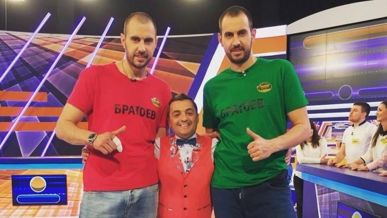 Волейболът отново е на линия в телевизионното шоу Семейни войни.