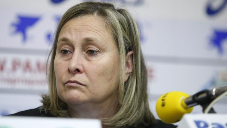 Мила Кьосева, една от големите звезди в историята на родния