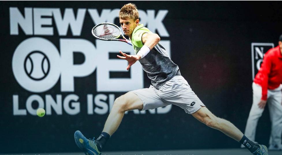 Кевин Андерсън (Южна Африка) спечели титлата на турнира по тенис