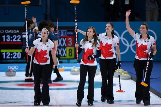 Олимпийският и световен шампион Канада победи Япония с 8:3 и
