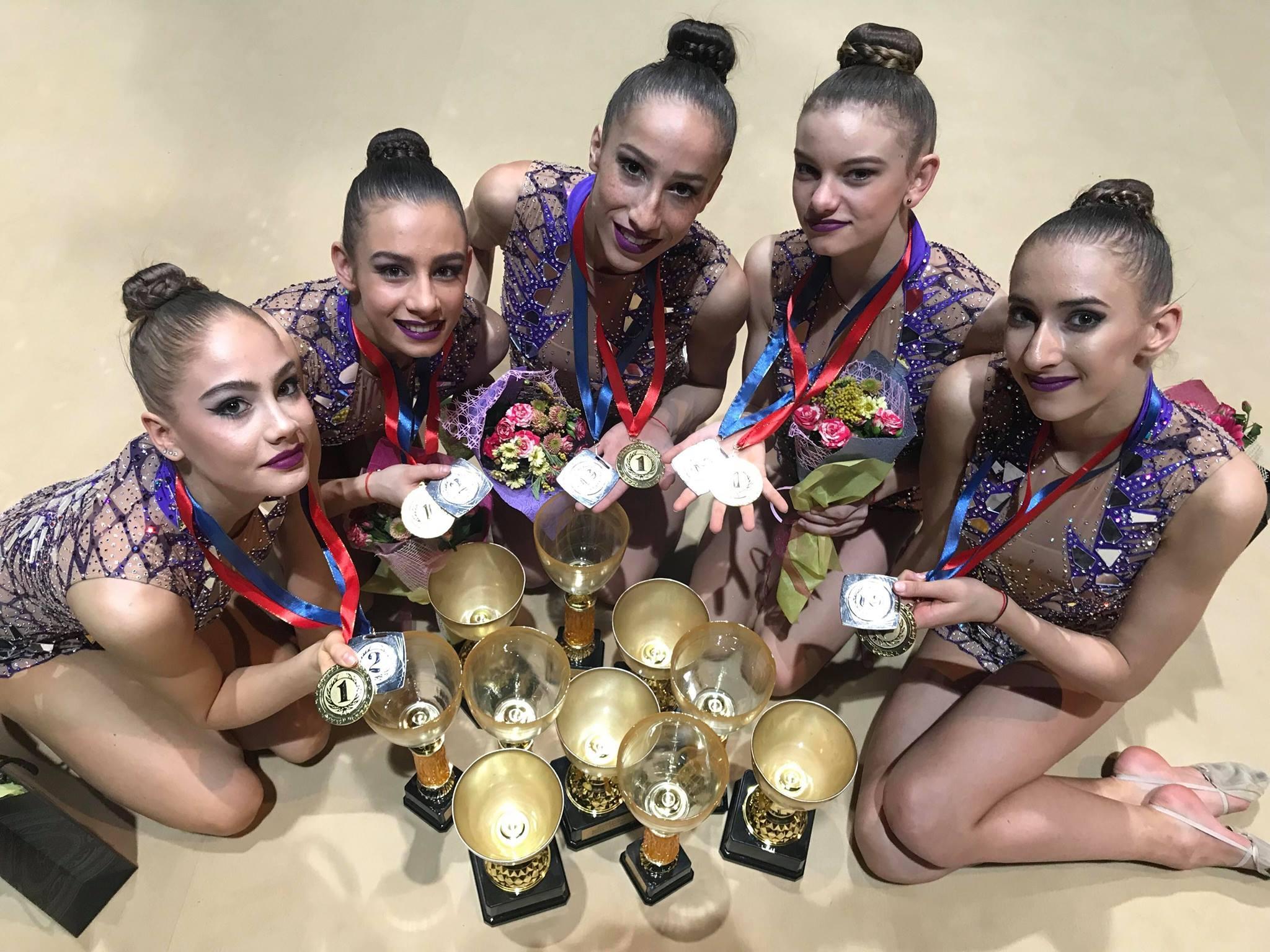 Президентът на БФХГ Илиана Раева коментира представянето на бълграските гимнастички,