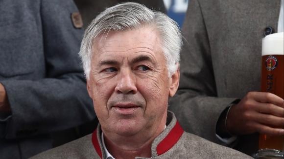Бившият мениджър на Челси Карло Анчелоти е отказал да поеме