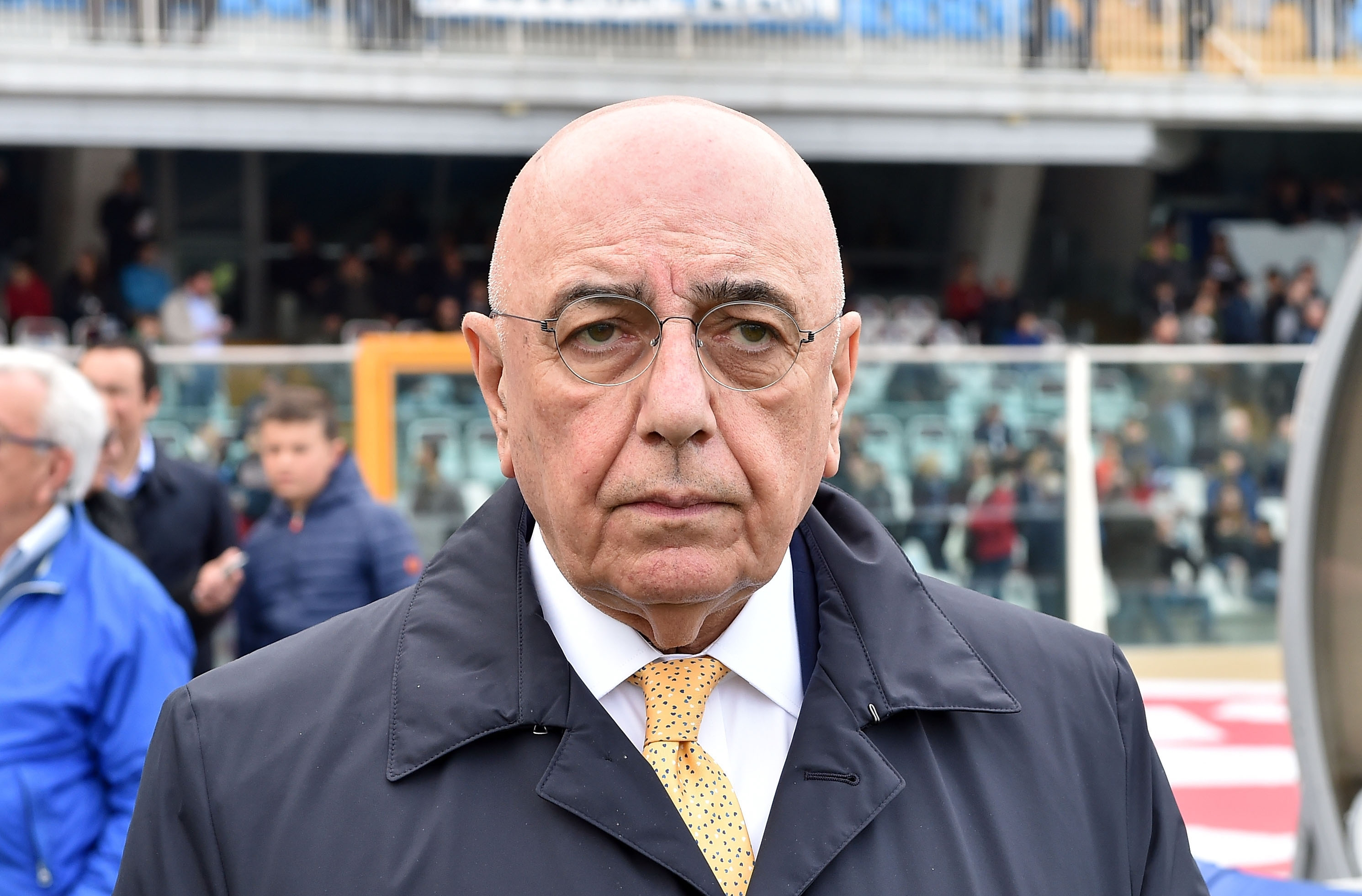 Бившият вицепрезидент на Милан Адриано Галиани увери, че собственикът на