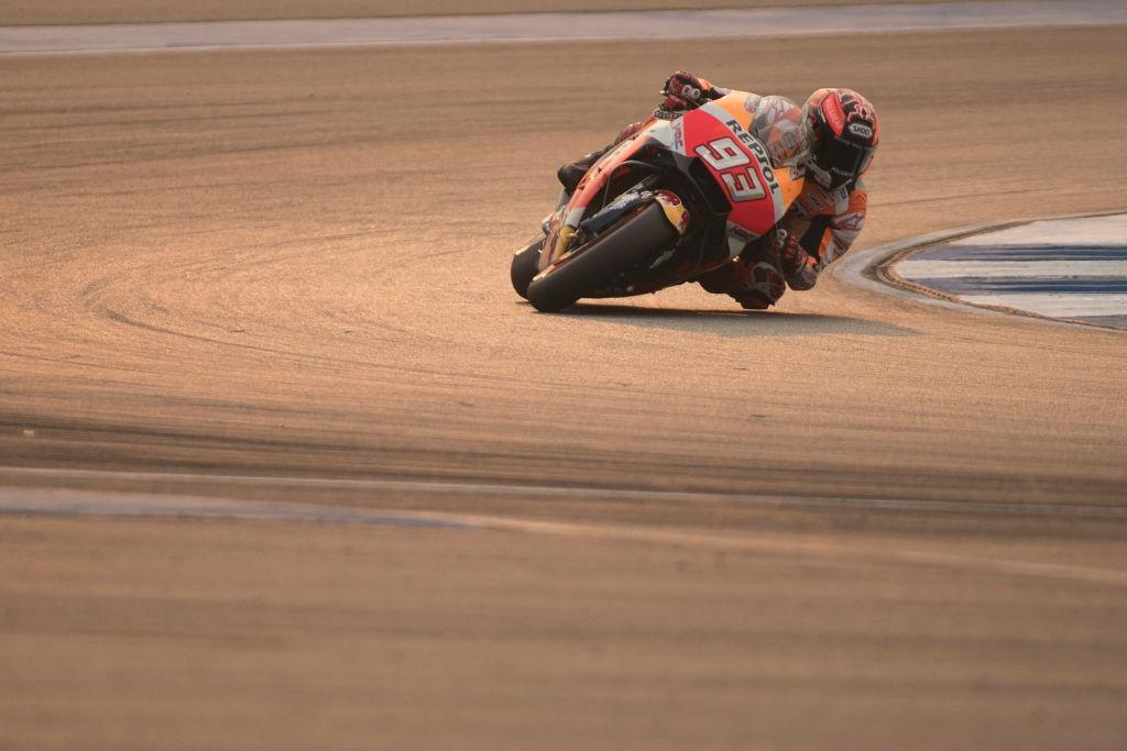 Световният шампион в MotoGP Марк Маркес разкри, че Honda са