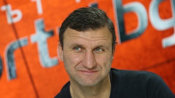 Треньорът на Витоша (Бистрица) Костадин Ангелов изрази за пореден път