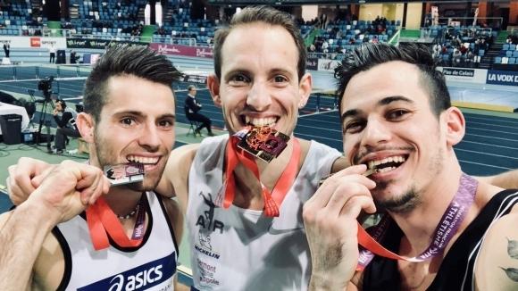 Световното първенство по лека атлетика в зала в Бирмингам ще