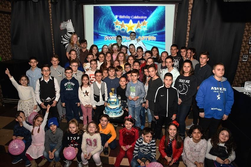КПС Астери отбеляза подобаващо 5-ия си рожден ден с впечатляващо
