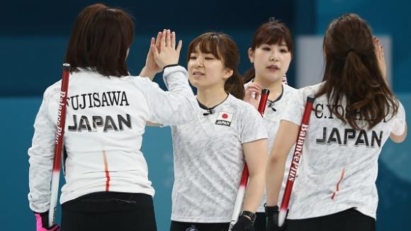 Република Корея е първият полуфиналист в олимпийския турнир по кърлинг