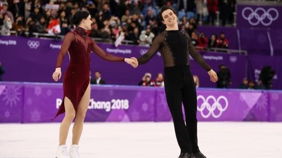 Теса Върчу и Скот Мойр загатнаха, че ще прекратят състезалната