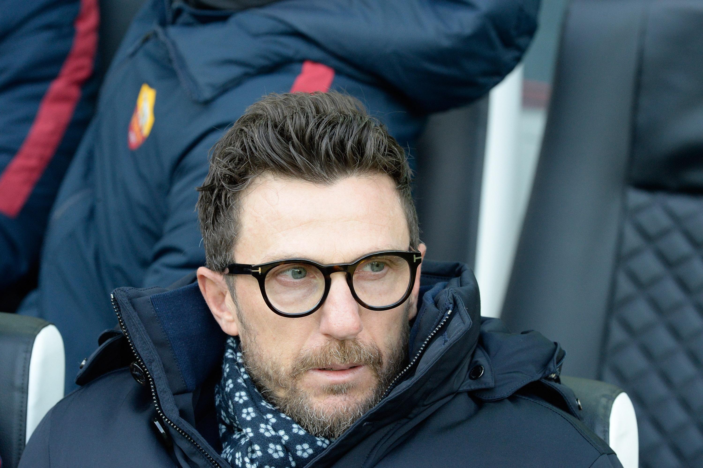 Старши треньорът на Рома Еузебио ди Франческо говори преди така